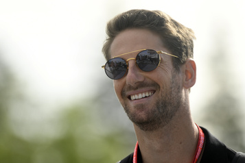 Largué par Haas, Romain Grosjean déçu de quitter la F1maintenant)
