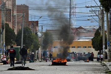 Décryptage:«La Bolivie est tombée dans un trou noir»