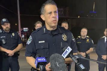 Texas Une fusillade fait 13blessés à Austin)