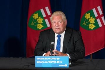 L'Ontario lancera sa preuve vaccinale mercredi)