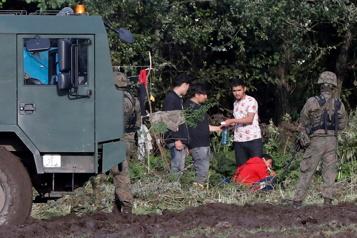 Pologne Migrants morts à la frontière: l'Union européenne veut des explications )