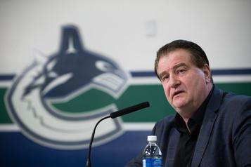 Quarantaine: les Canucks pourraient s'entraîner aux États-Unis)