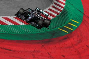 Incertitude surlalignededépart du Grand Prix d'Autriche)