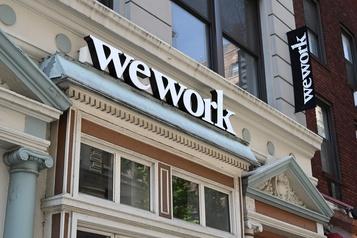 WeWork vise la rentabilité en 2021 )