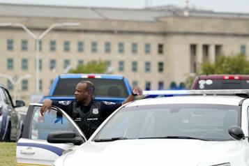 Plusieurs blessés Le Pentagone en état d'alerte après des coups de feu à proximité)