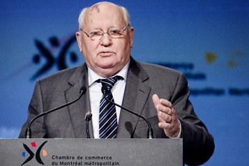 Mikhaïl Gorbatchev fête ses 90 ans en quarantaine)