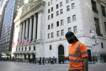 Wall Street finit sans direction dans un marché prudent)