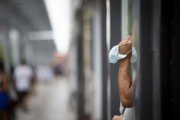 État d'urgence sanitaire Les droits de la personne mis à mal