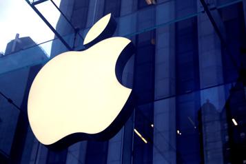 Apple dépasse les 100milliards de chiffre d'affaires trimestriel)
