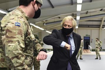 Boris Johnson en Écosse pour défendre l'unité du Royaume-Uni)