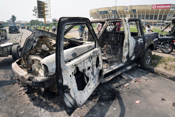 RDC Trente condamnations à mort après des violences à Kinshasa)