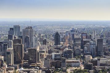 Montréal  Un trou important dans les prochains budgets)