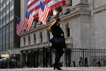 La hausse record de 33,1% du PIB américain confirmée)