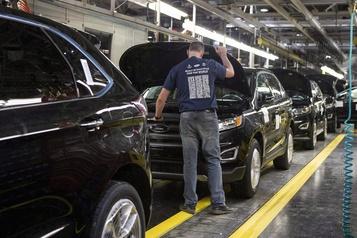 Hausse de l'emploi dans le secteur automobile au Canada