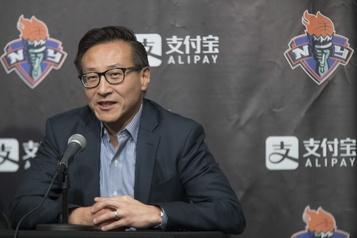 Le cofondateur d'Alibaba Joseph Tsai va s'emparer des Nets