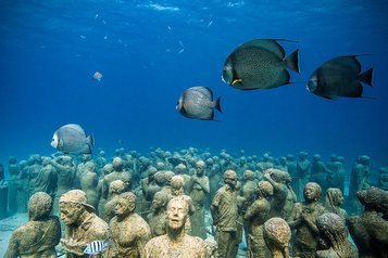 L'Australie aura son musée d'art contemporain sous-marin