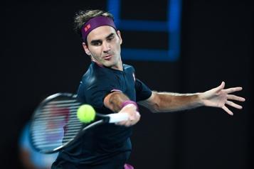 Roger Federer se retire de l'Omnium de Miami)