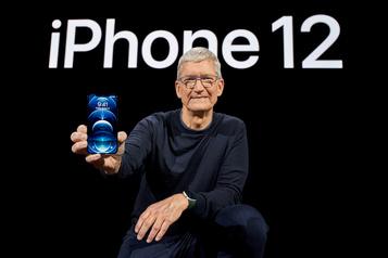 Apple plonge dans la 5G)