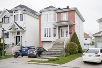 Laval Les maisons s'apprécient de22% dans lenouveau rôle)