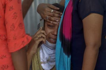 L'Inde a dépassé les 20millions de cas de COVID-19)