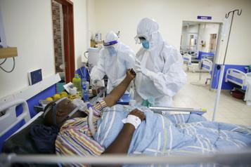 COVID-19 La trajectoire des cas en Afrique est «très, très inquiétante», selon l'OMS)