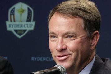 Coupe des Présidents Davis Love III sera le capitaine des États-Unis)