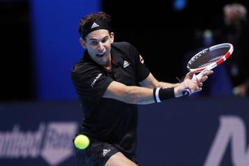 Finales de l'ATP Thiem et Nadal victorieux)