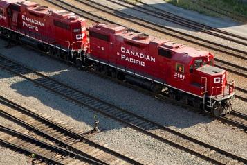 Profits stables pour le Canadien Pacifique au 3e trimestre