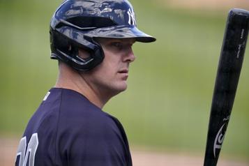Yankees La retraite pour Jay Bruce)