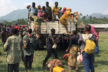 RDC: plus de 24000personnes déplacées par les violences au Kasaï depuis un mois)