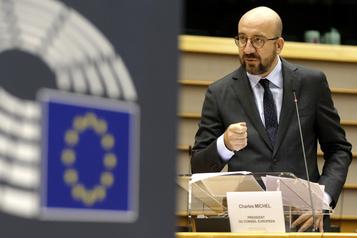 Accord post-Brexit Discours apaisant de l'UE, Londres marque son «intérêt»)