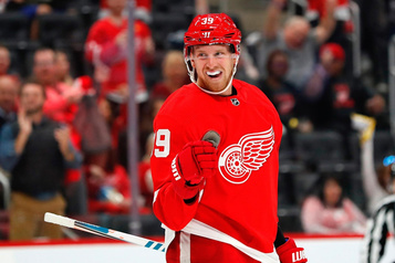 Le karma selon Anthony Mantha