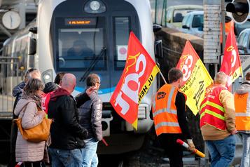 Réforme des retraites:nouvelle journée de grève en France