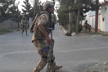 Afghanistan L'UE appelle à un «cessez-le-feu permanent»)