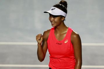 Leylah Annie Fernandez atteint la finale du tournoi d'Acapulco