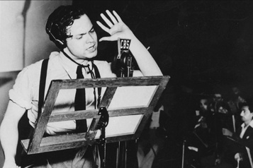 A la recherche de la pellicule disparue d'Orson Welles)