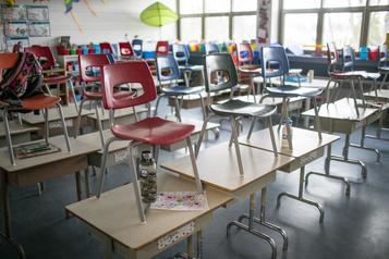 Ventilation dans les écoles Des tests secrets révèlent des problèmes importants)
