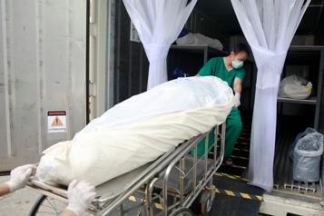 Bilan de la pandémie Près de 4221000morts dans le monde)