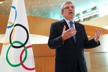 Le président du CIO critique le Comité olympique canadien