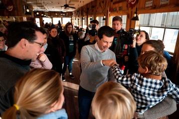 Pete Buttigieg veut convaincre les démocrates indécis du New Hampshire