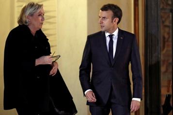 Élections régionales en France L'échec de Macron et LePen, possible avertissement pour 2022)
