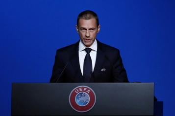 La Super Ligue, «un crachat au visage» selon l'UEFA)