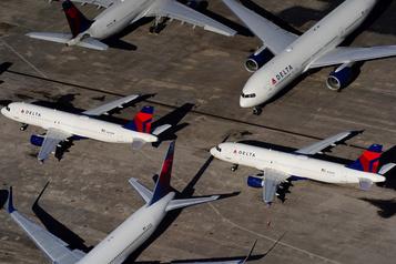 Delta Air Lines affiche une perte de 5,7 milliards US)