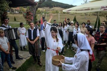 La Serbie, nouvel Eldorado des touristes chinois