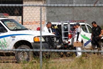 Mexique: au moins 50cadavres exhumés d'un charnier