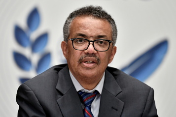 «Manœuvres géopolitiques» Le patron de l'OMS dénonce la diplomatie vaccinale)