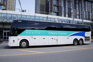 Trajets d'Orléans Express suspendus «Nos régions sont encore prises enotages» )