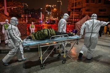 Origine de la pandémie La Chine rejette les critiques du patron de l'OMS)