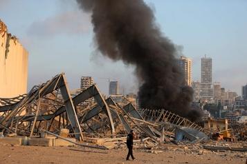 Explosionsà Beyrouth: les Libanais de Montréal inquiets)