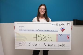 4600$ pour l'Hôpital d'Argenteuil)